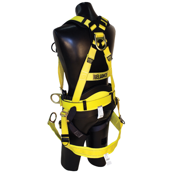 Reliance Ironman™ Construction Harness with Seat