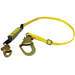 Skyline™ 6' Single Leg Shock Absorbing Adjustable Lanyard