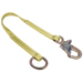 6' Single Leg Positioning Lanyard - Web