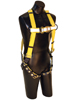 Reliance A-Series Climbing Harness w/ Reflective Tape