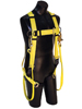 Reliance A-Series Combination Harness/Lanyard